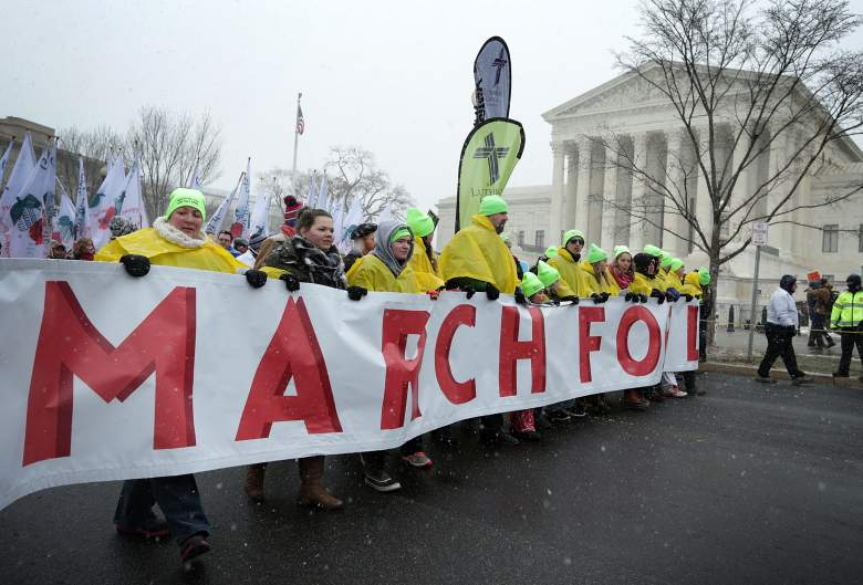 The March for Life and the Anti-Trump Women's March: A Study in Contrasts