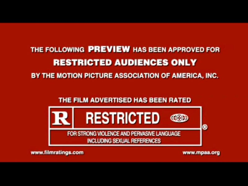 Should Christians see rated R movies?