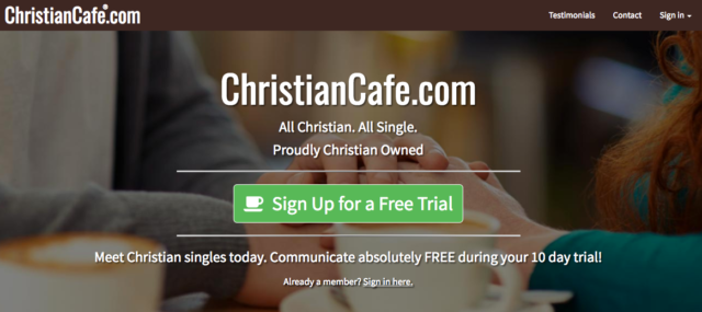 christiancafe trial