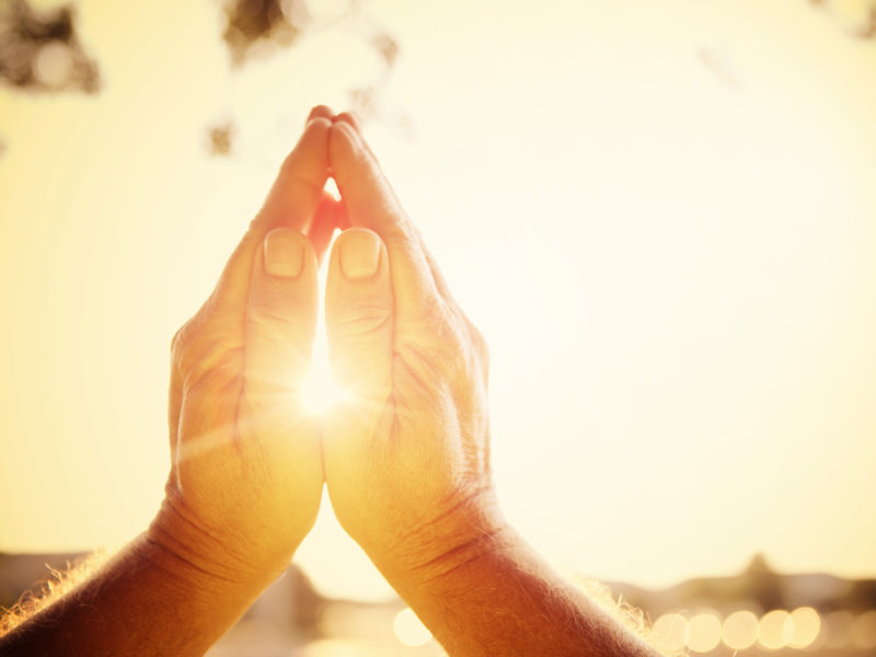 One Super Simple Way to Revolutionize Your Prayer Life
