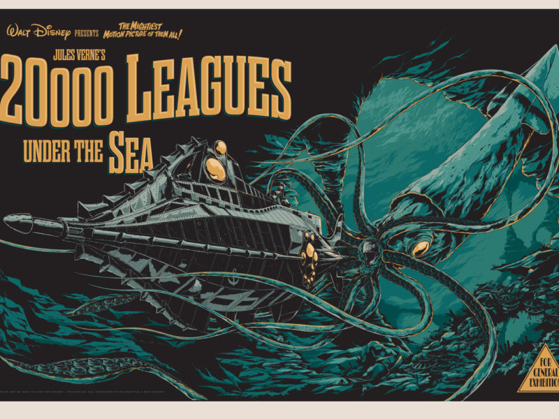 Movies With a Message: 20,000 Leagues Under the Sea (1954)