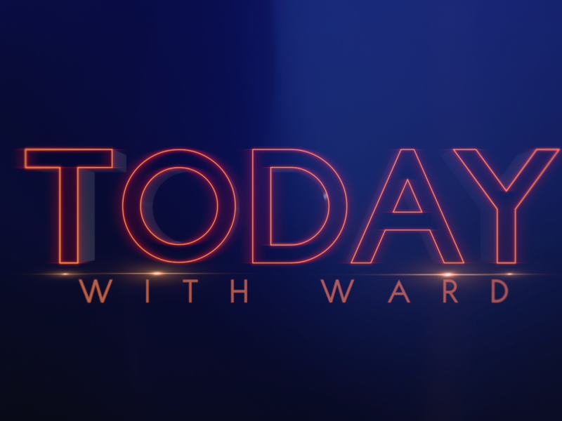 Introducing a NEW Revival Series on GOD TV: Today With Ward – featuring GOD TV President and CEO, Ward Simpson!