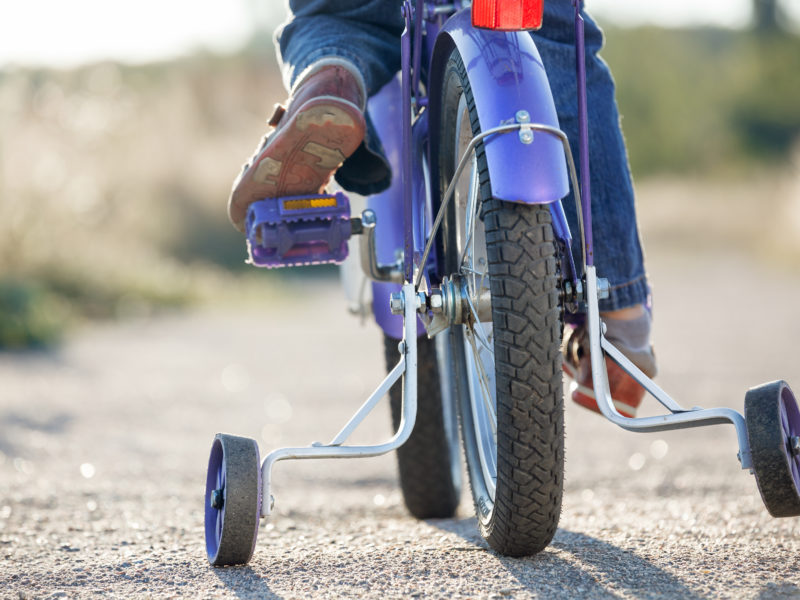 "A Father to the Fatherless: ""We Are Their Training Wheels"""