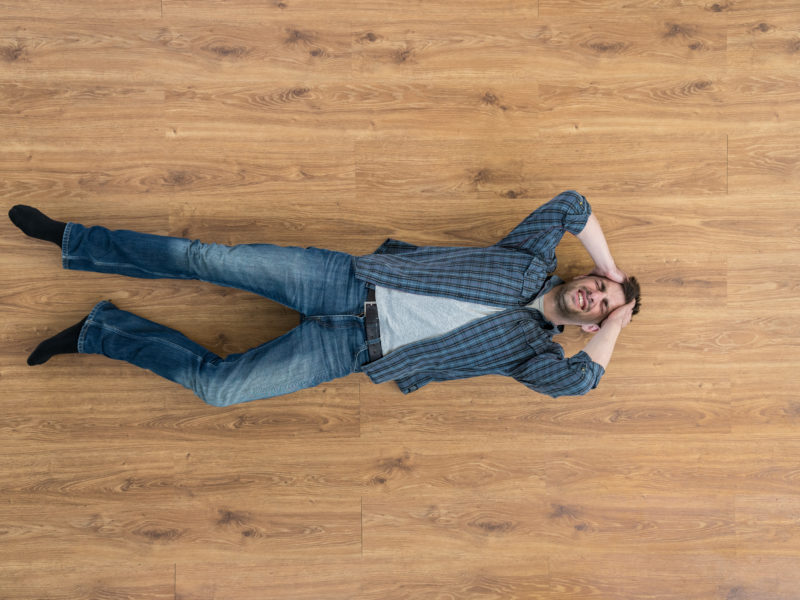 "What To Do When God Says, ""You're Not Low Enough"" and You're Already Flat on the Floor"