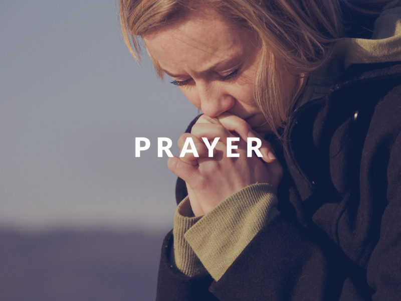 Can We Pray for You? Join Us for Call For Prayer LIVE with GOD TV April 27th!