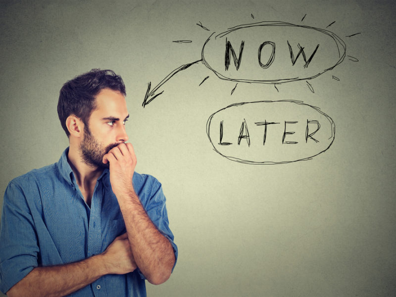 7 Tips To Conquering Procrastination…Cause It's Too Easy to Put Things Off!