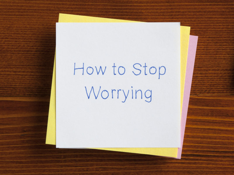 Here's How You Can Win the Battle Over Worry