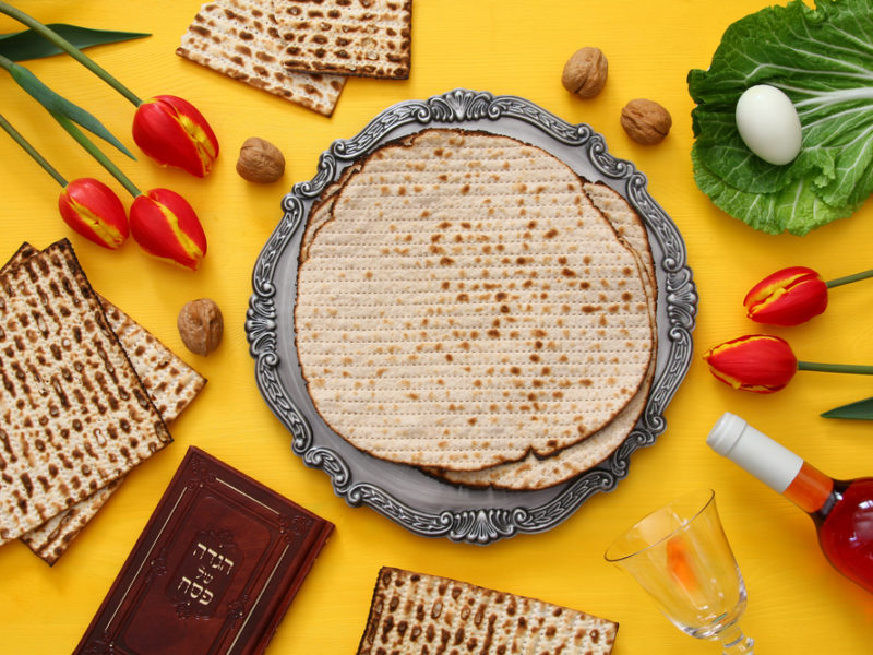 Passover: God's Purposes and Redemption for Humanity!