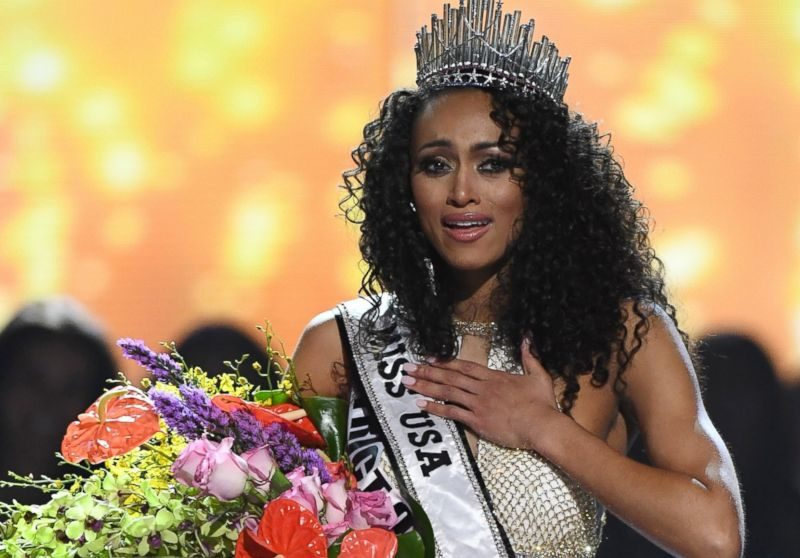 OPINION: Amidst Media Backlash, Here's Why Miss USA is Right About Rights