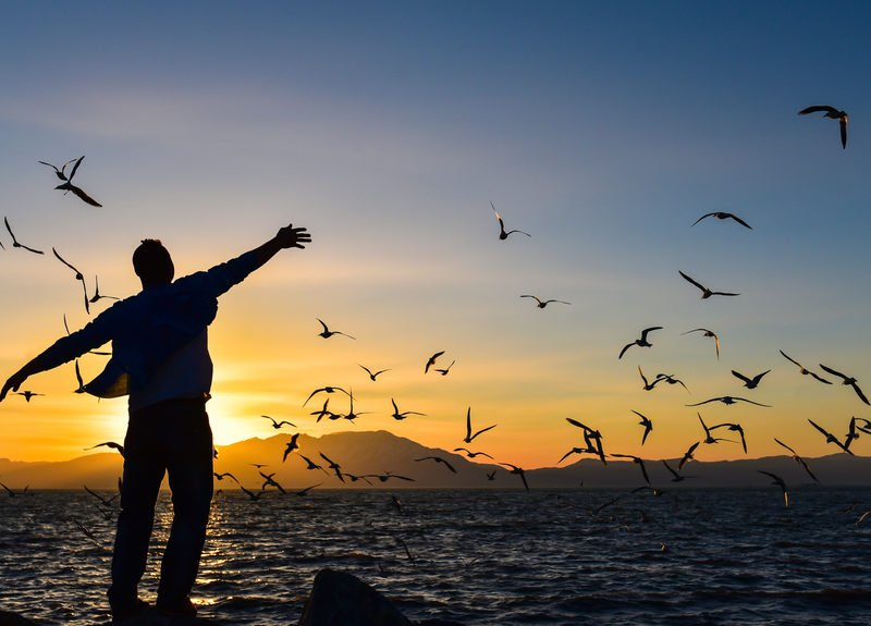 Now is Your Moment! You are Free Indeed!