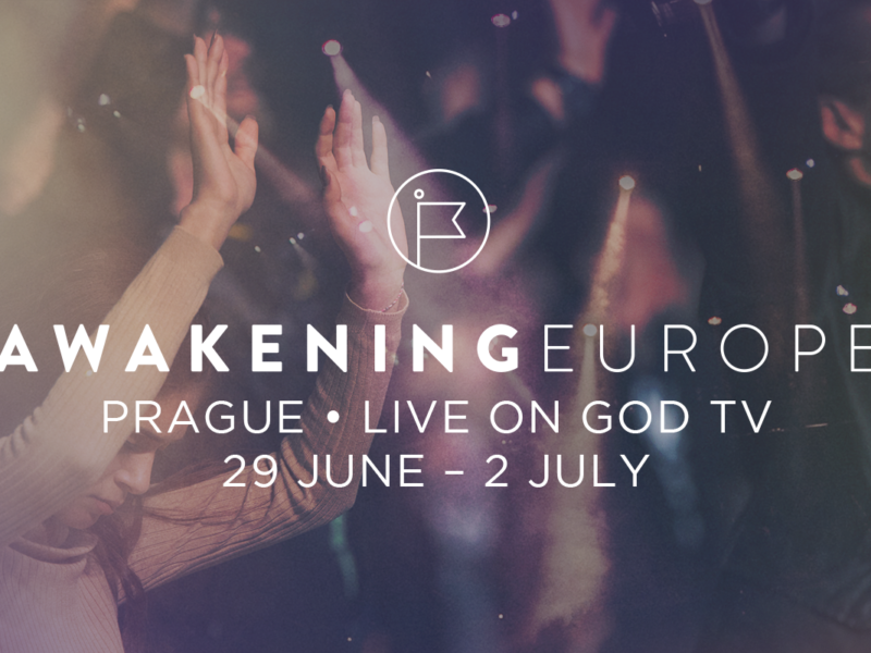Awakening Europe Shakes Up the Nations Once Again LIVE from Prague!