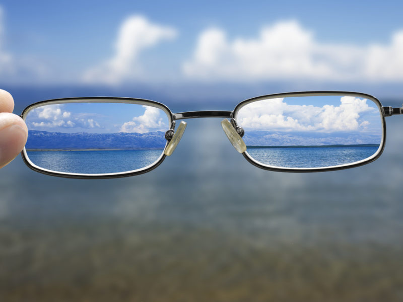 There Really Is No Reason to Be Shortsighted