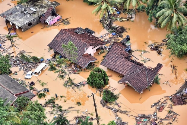 GOD TV Regional Director of Sri Lanka Flood Report: Over 150 Lives Lost! Let's Rally in Prayer for Sri Lanka!