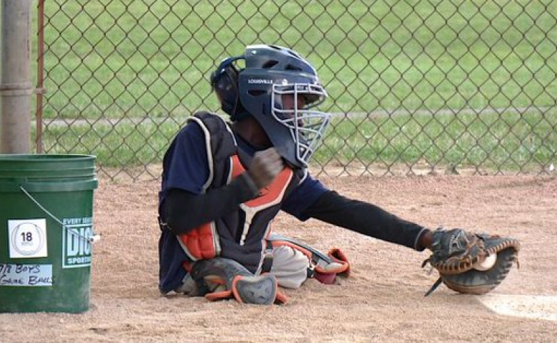 The Heart Of A Champion: Boy Born With No Legs Pursues Baseball Dreams