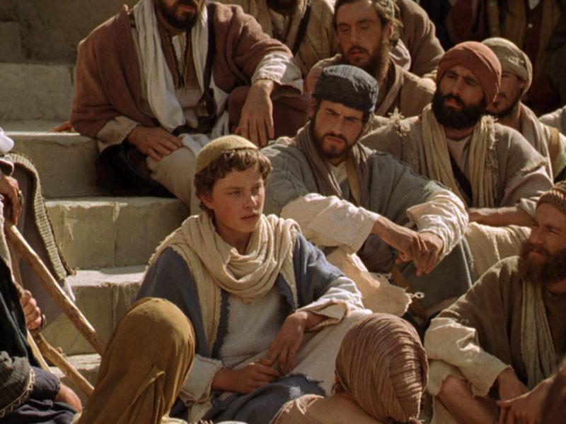 Director Anticipating Backlash Over Teenage Jesus Netflix Series