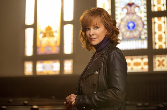 "Listen: A Lesson From Reba: ""We Gotta Give This World Back To God."""
