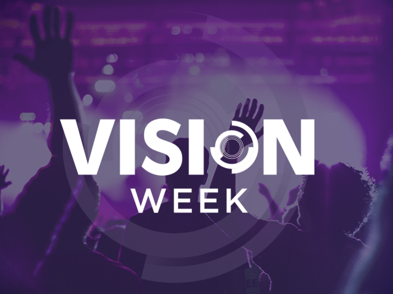 Vision Week – Join Us As We Run with Endurance