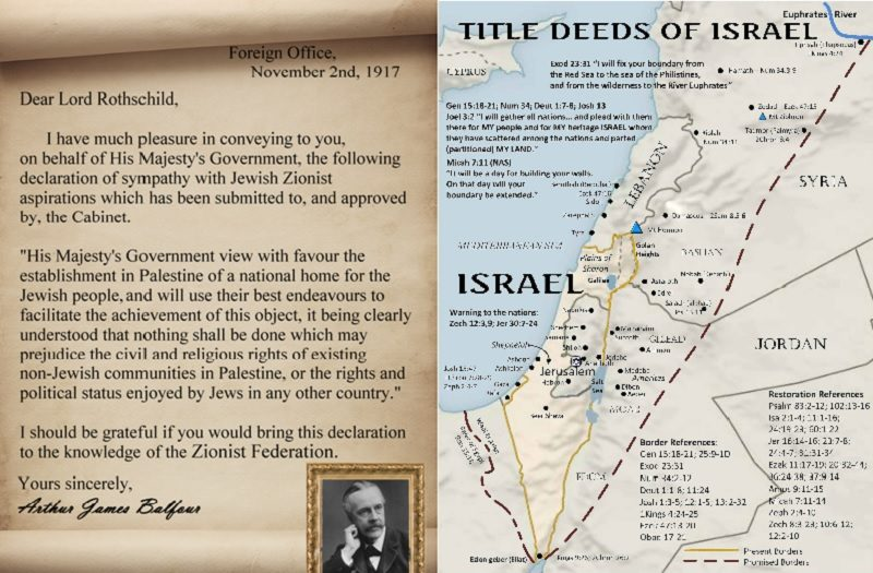 Balfour 100 – How Christians Helped Bring About the Modern State of Israel