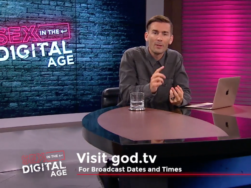 Watch 'Sex in the Digital Age' online as GOD TV shines a light