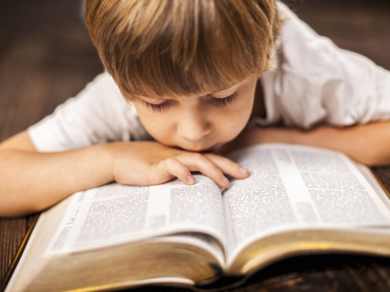 Questioning Christianity… How Do You Explain God to Kids?