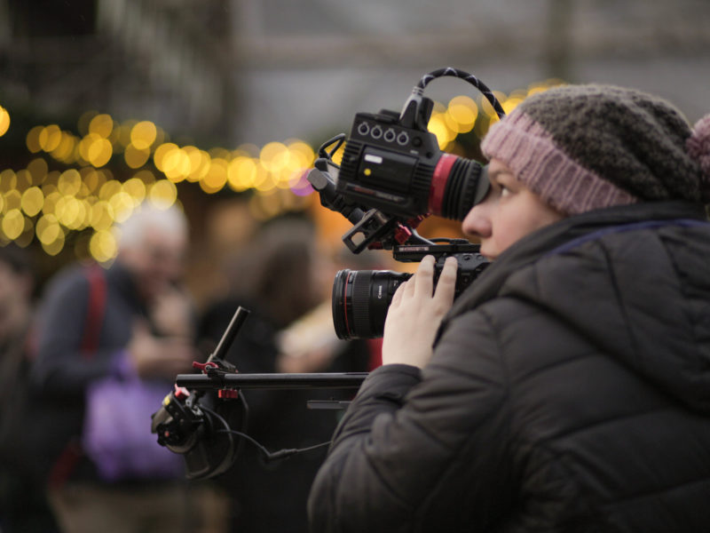 Take a look into the making of GOD TV's Christmas Idents