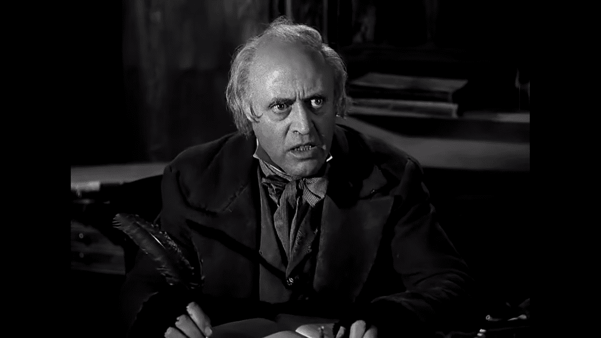 Movies with a Message: Scrooge (1951) | God TV