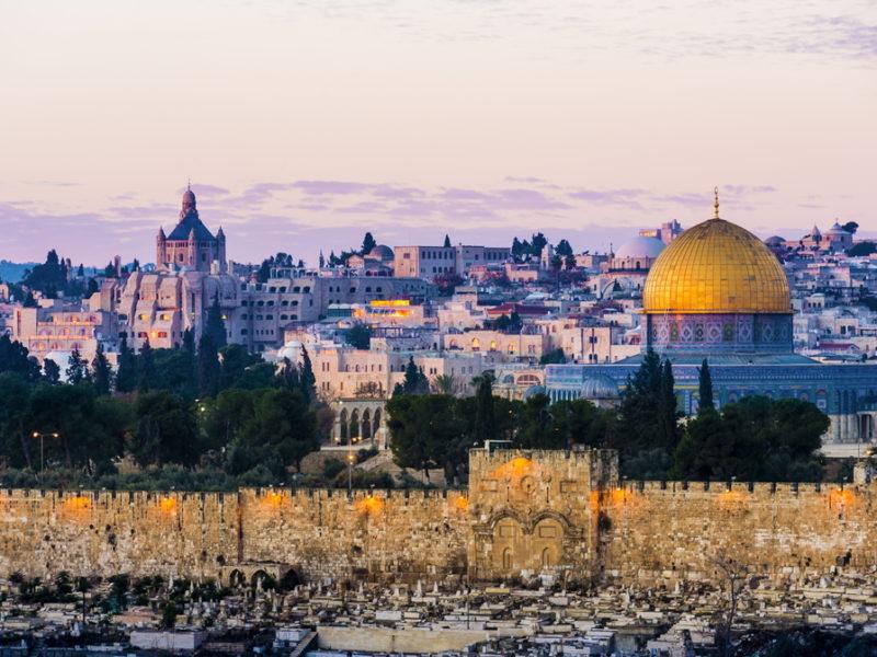 Christians Celebrate US Recognition of Jerusalem as Israel's Capital