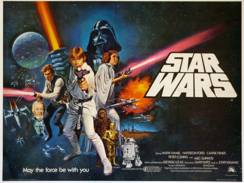 Movies with a Message: Star Wars trilogy (1977, 1980, 1983)