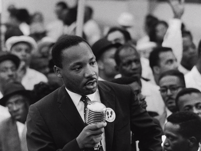MLK Day –  The Voice Of A  Martyr Still Calls for Justice