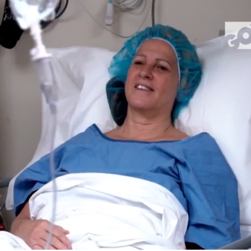 Lydia Sampson's miracle surgery