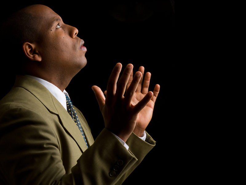 Daily Devotional for Men – Pray Without Ceasing