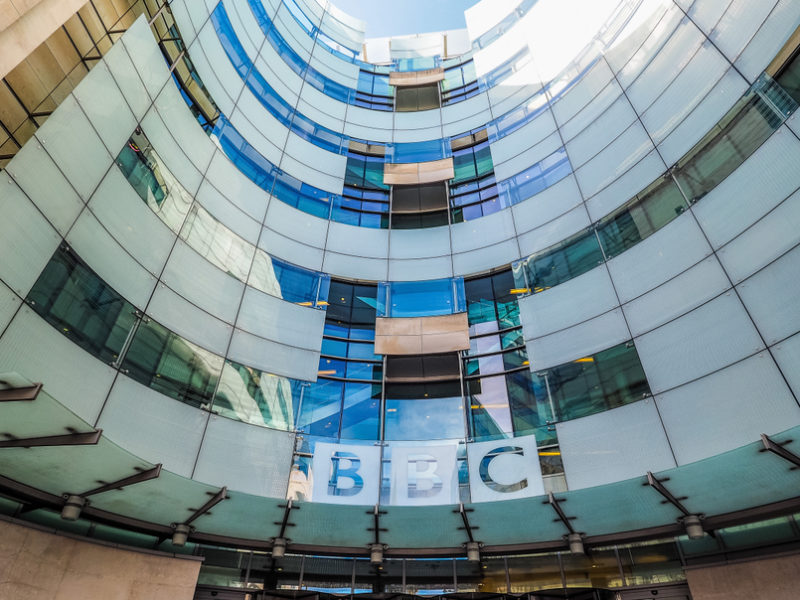 Does the BBC have an anti-Christian bias or problem with Christianity?