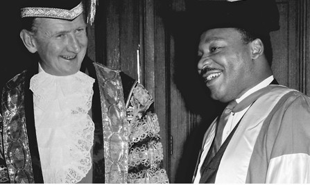 Martin Luther King Day: UK Remembers the Great 'Pastor and Social Revolutionary'
