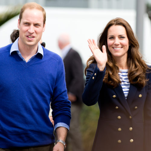 William and Kate name New Prince