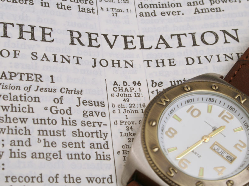 Does your pastor preach on End Time Prophecy?