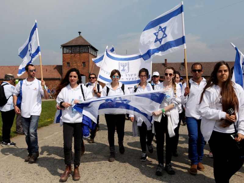 Join Us In Marking Yom HaShoah Today, Israel's Holocaust Remembrance Day