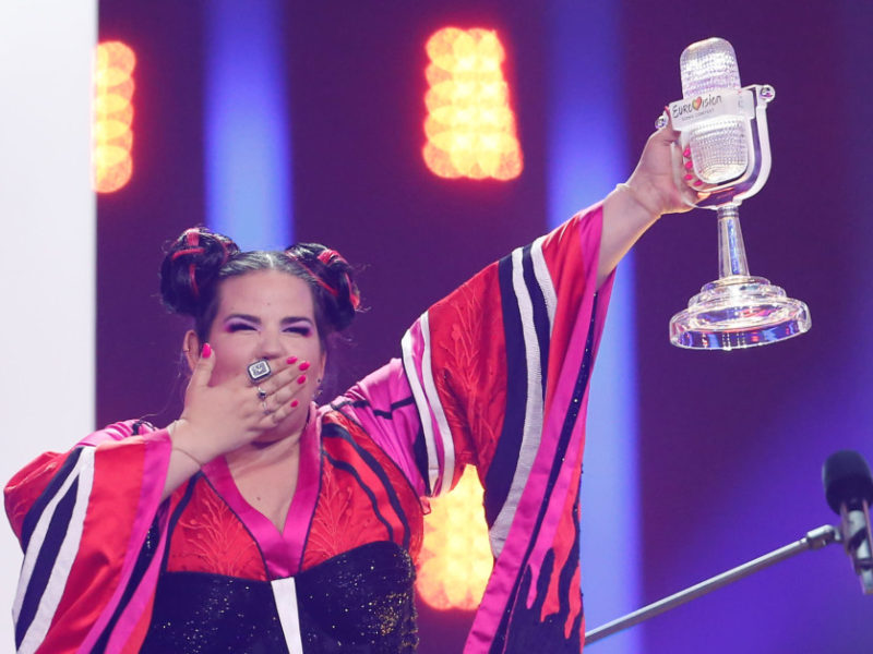 A Prophetic Message as Israel's Netta Barzilai wins Eurovision #MeToo
