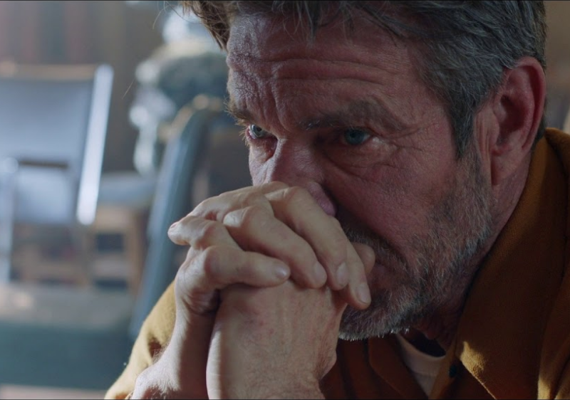 "WATCH: Dennis Quaid ""For Me, It's Jesus"" – Actor Talks His Impactful Role in ""I Can Only Imagine"""