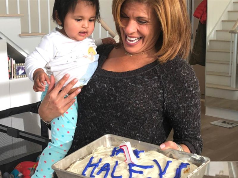WATCH: Hoda Kotb Opens Up About the Conversation with God that Changed Her Life as a Mother