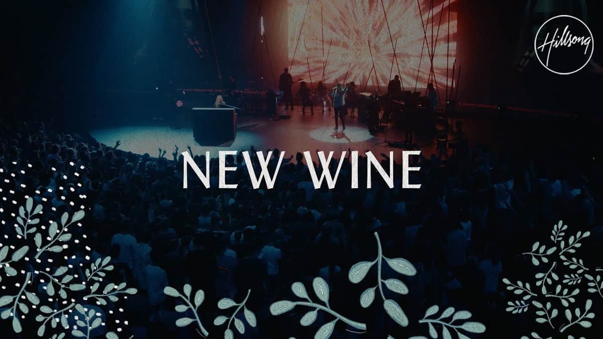 download new wine by hillsong mp3