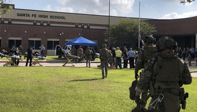 Santa Fe School Shooting: Prayer as Action