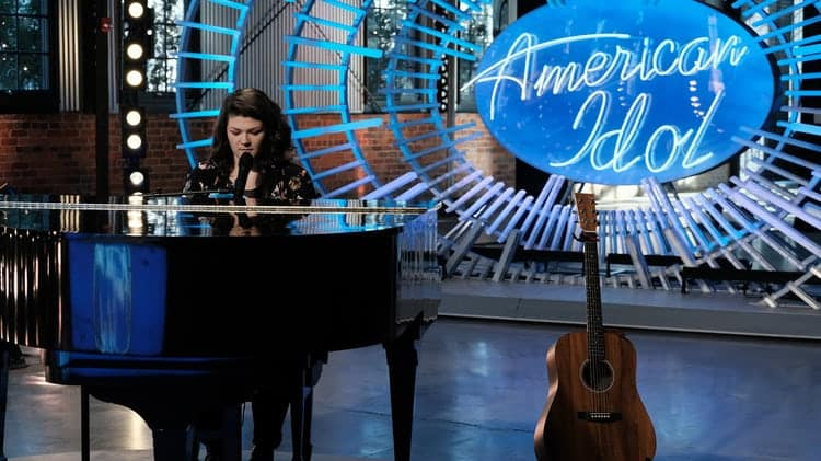 "Christian American Idol ""Secret, Spiritual Ninja"" Shannon O'Hara Brings Katy Perry to Tears"