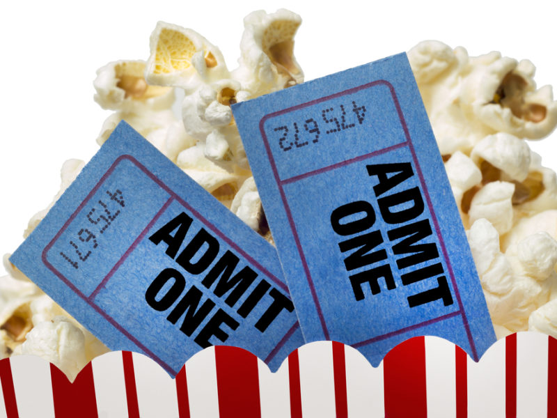 Why I Stopped Sneaking Snacks Into The Movies