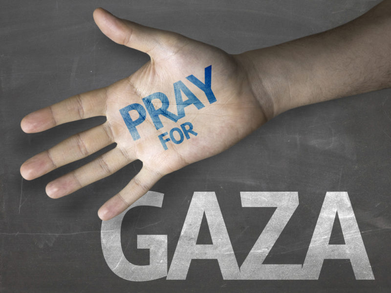 How Should Christians Respond to the Gaza Violence?
