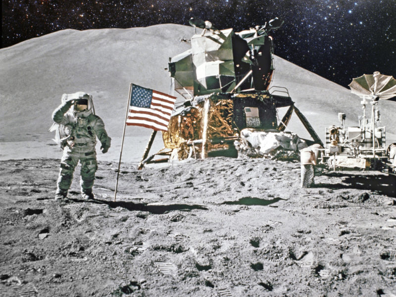Did Buzz Aldrin secretly take Holy Communion on the moon?