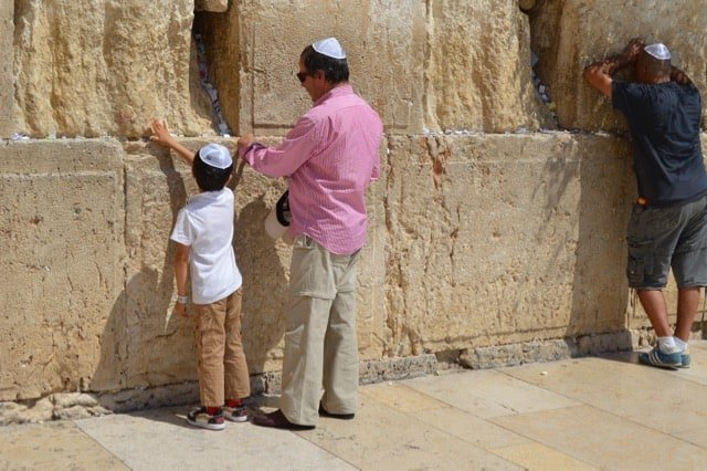 7 Prayer Pointers Towards Peace in the Middle East