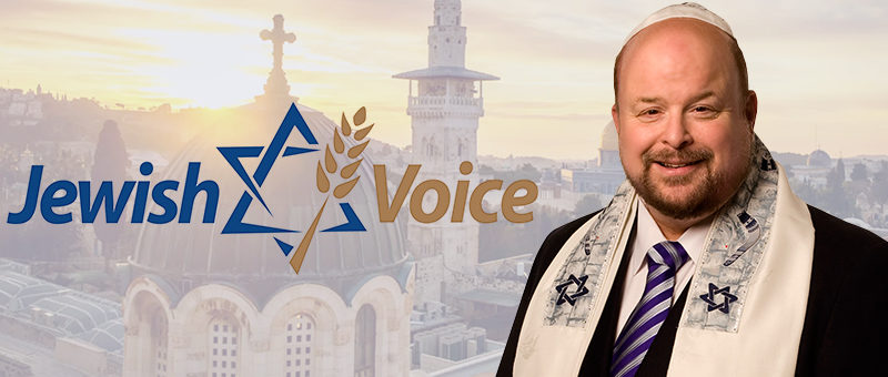 Watch Jewish Voice with Rabbi Jonathan Bernis on GOD TV