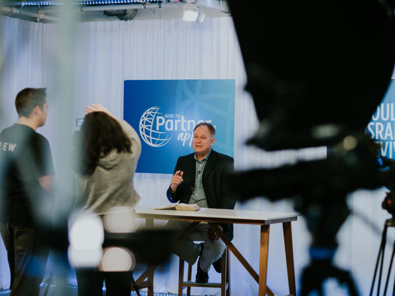 GOD TV Partner Appeal – Discover God's Favor