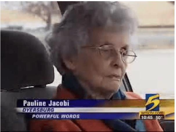 92 Year-Old Grandma Rebuked Burglar By Using The Word of God