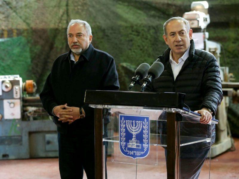 Netanyahu, Liberman Fete New Air Force Pilots With New Wings, Praise